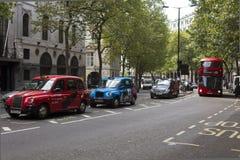 Aldwych gata i London Royaltyfri Fotografi