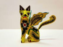 Alebrije, combination of animals Royalty Free Stock Images