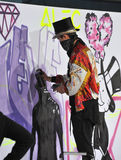 Alec Monopoly Stock Photography