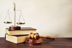 Alegoría de la justicia Fotos de archivo libres de regalías