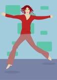 Alegría libre illustration