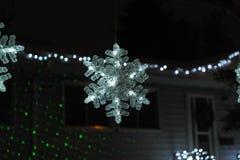 Alegría de la Navidad Foto de archivo libre de regalías