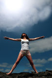 Alegría de la vida 53 Foto de archivo libre de regalías