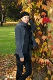 Alegría del otoño Imagenes de archivo