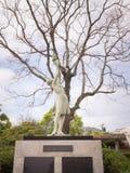 Alegría del sculture de la elevación Imagenes de archivo