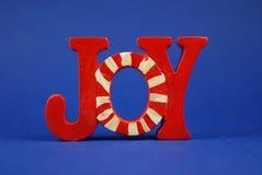 Alegría de la Navidad Imagenes de archivo