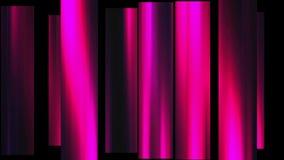 Alegre colorido animado dinámico del metal del color del bloque del fondo del nuevo movimiento universal móvil rosado suave abstr libre illustration