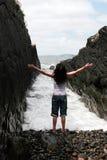 Alegria da vida 9 Fotografia de Stock