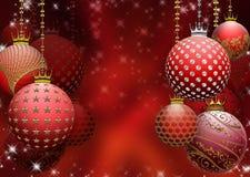 Alegria de Christmas-1 Imagens de Stock