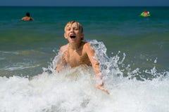 Alegria do verão Foto de Stock Royalty Free