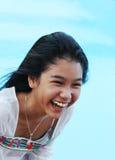Alegria na vida Fotos de Stock Royalty Free