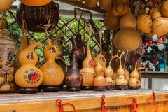 A aleia da largura compra em chengdu Foto de Stock
