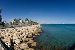 Aleia do passeio de Limassol, Chipre Fotos de Stock