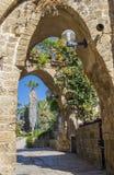 Aleia em Jaffa Fotografia de Stock