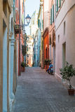 Aleia italiana típica imagem de stock royalty free
