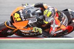 Aleix Espargaro MotoGP Fotografia Stock Libera da Diritti