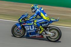 Aleix Espargaro, MOTOGP Brno 2015 Zdjęcie Stock
