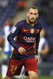 Aleix Vidal of FC Barcelona Royalty Free Stock Image