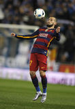Aleix Vidal of FC Barcelona royalty free stock image
