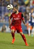 Aleix Vidal of Sevilla FC Royalty Free Stock Image