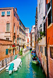 aleja piękny Venice zdjęcia royalty free