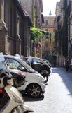 aleja Rome zdjęcie royalty free