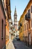 Alejandría Italia foto de archivo libre de regalías