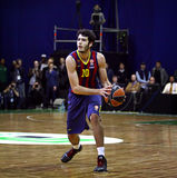 Alejandro Abrines of FC Barcelona Royalty Free Stock Images