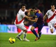 Alejandro Arribas and David Villa Stock Images