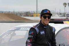 Alejandro Fernandez rally driver Royalty Free Stock Photo