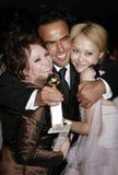 Alejandro Gonzalez Inarritu, Adriana Barraza y Rinko Kikuchi Fotografía de archivo libre de regalías