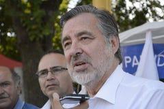 Alejandro Guillier kandyday na prezydenta w Chile Zdjęcie Royalty Free