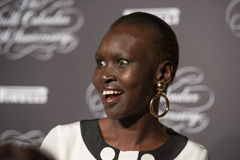 Alek Wek Stock Photography