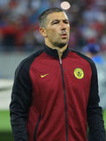 Aleksandar Kolarov royalty free stock images