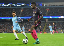 Samuel Umtiti Royalty Free Stock Photos