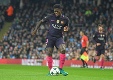 Samuel Umtiti Royalty Free Stock Photography