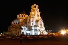 Aleksander Nevski Church photographie stock libre de droits