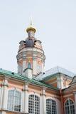 Aleksander Nevsky Lavra w Petersburg Rosja Obraz Stock