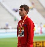 Aleksandr Ivanov of Russia Royalty Free Stock Photos