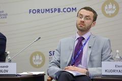 Aleksandr Kirilov Zdjęcie Stock