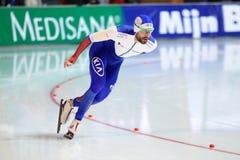 Aleksandr Rumyantsev - speed skating Stock Image