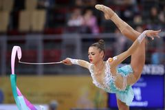 Aleksandra SOLDATOVA RUSSIA royalty free stock photos
