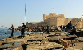 Aleksandria w Egipt Fotografia Stock