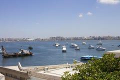 Aleksandria zatoka Zdjęcia Stock