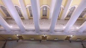 Aleksandrinsky Theatre stock video