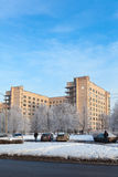 Aleksandrovskaya Hospital in Saint-Petersburg Stock Image