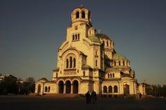 aleksandurnevski Arkivfoto