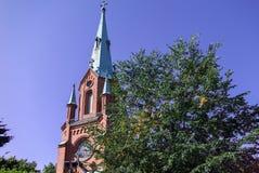 Aleksanterin Church Stock Photography