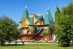 aleksey mikhailovich pałac ganeczek tzar Obraz Royalty Free