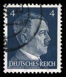 Alemán Reich Postage Stamp a partir de 1941 foto de archivo